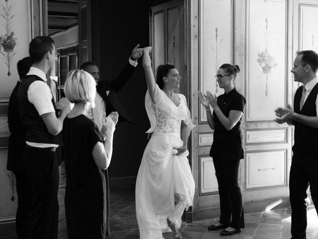 Le mariage de David et Anne Phalene à Vonnas, Ain 16