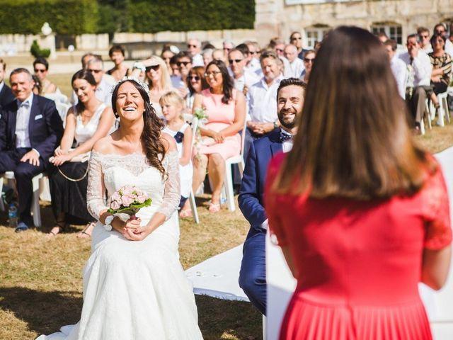 Le mariage de Pierre-Yves et Lucile à Mézidon-Canon, Calvados 21