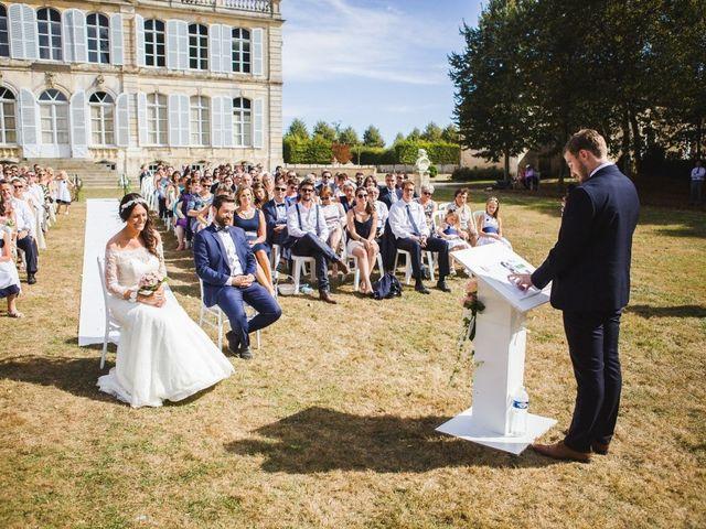 Le mariage de Pierre-Yves et Lucile à Mézidon-Canon, Calvados 24