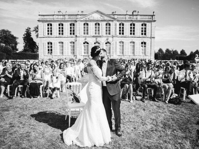 Le mariage de Pierre-Yves et Lucile à Mézidon-Canon, Calvados 27