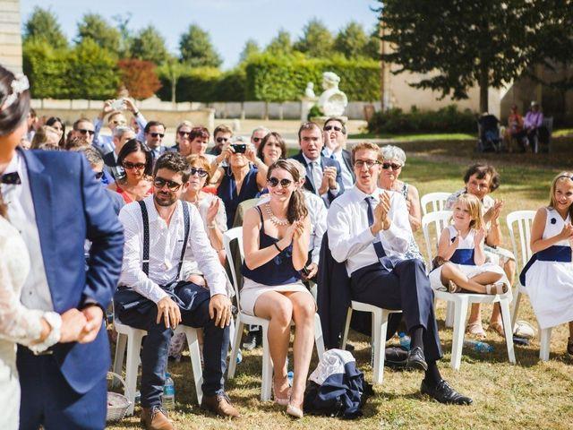 Le mariage de Pierre-Yves et Lucile à Mézidon-Canon, Calvados 28