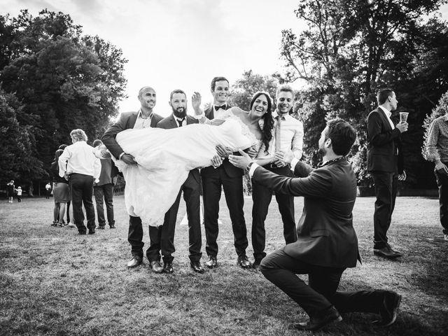 Le mariage de Pierre-Yves et Lucile à Mézidon-Canon, Calvados 50