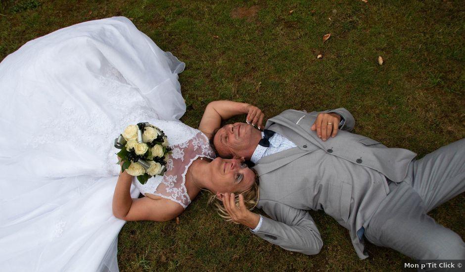 Le mariage de Patrice et Nancy à Livinhac-le-Haut, Aveyron