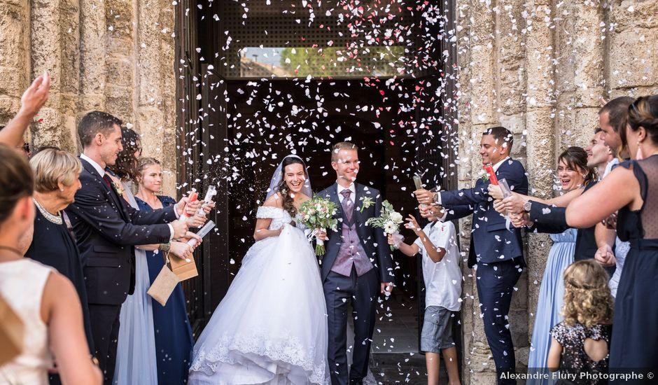 Le mariage de Antoine et Amandine à Frontignan, Hérault