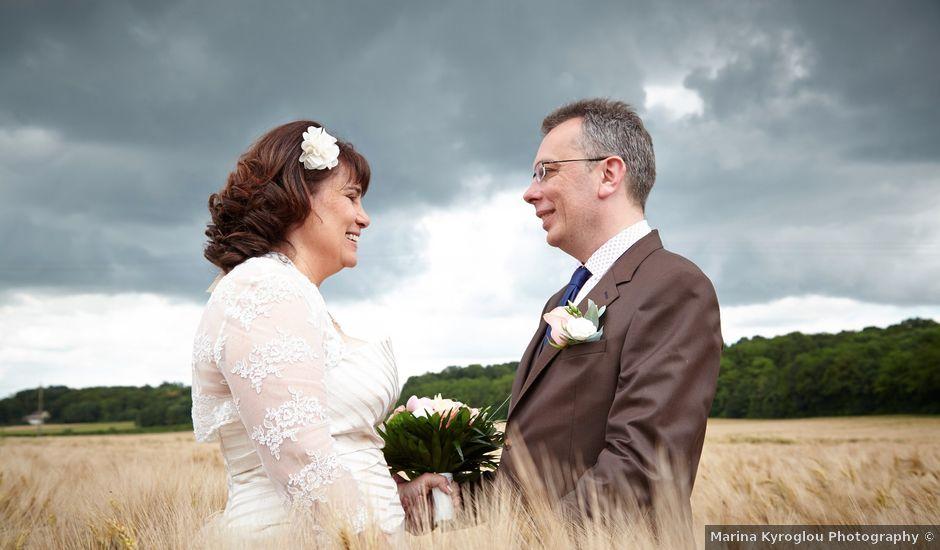 Le mariage de Alexis et Roseline à Préaux, Seine-et-Marne