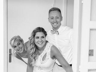 Le mariage de Eliane et Steve 3