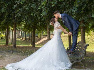 Le mariage de Eliane et Steve