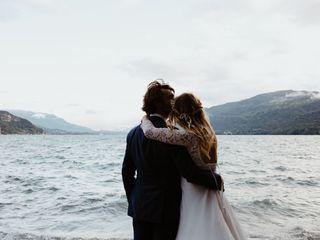 Le mariage de Théodore et Charlotte