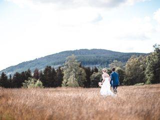 Le mariage de Céline et David