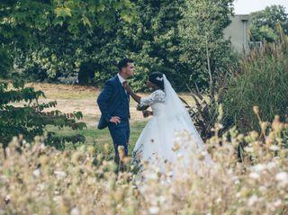 Le mariage de Stephie et Joseph