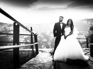 Le mariage de Delhia et David