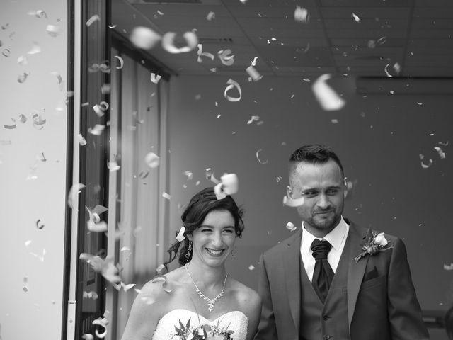 Le mariage de Tiphaine  et Damien