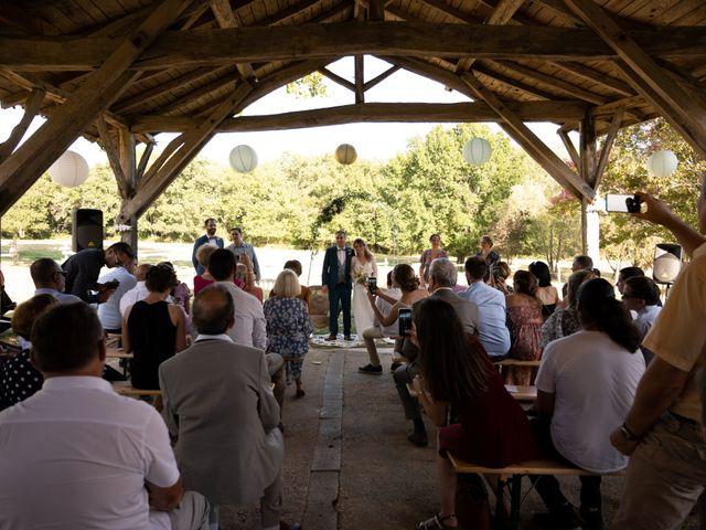 Le mariage de Christophe et Claire à Montagnac-sur-Auvignon, Lot-et-Garonne 8
