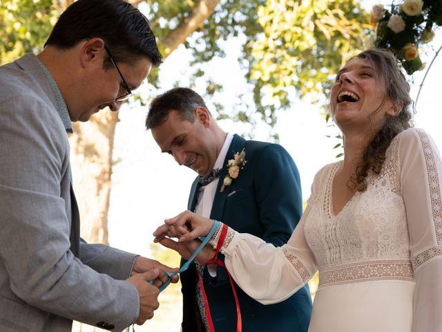 Le mariage de Christophe et Claire à Montagnac-sur-Auvignon, Lot-et-Garonne 9