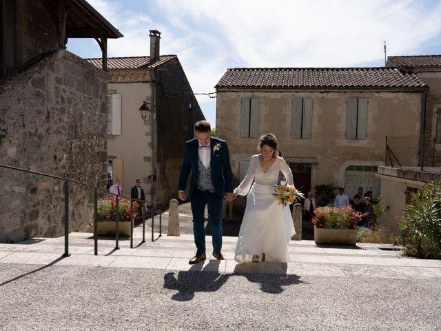Le mariage de Christophe et Claire à Montagnac-sur-Auvignon, Lot-et-Garonne 15