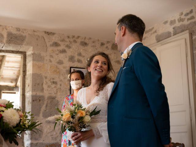 Le mariage de Christophe et Claire à Montagnac-sur-Auvignon, Lot-et-Garonne 16