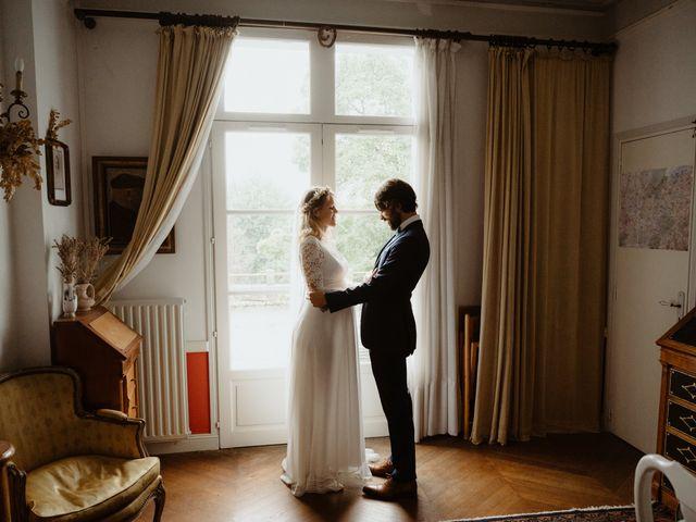 Le mariage de Charlotte et Théodore à Chindrieux, Savoie 1