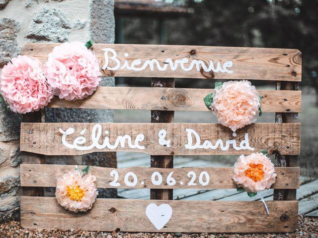 Le mariage de David et Céline à Pérignat-sur-Allier, Puy-de-Dôme 26