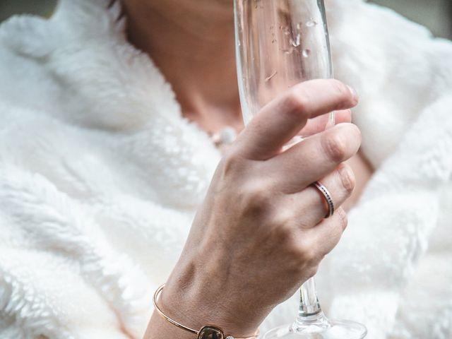 Le mariage de David et Céline à Pérignat-sur-Allier, Puy-de-Dôme 37