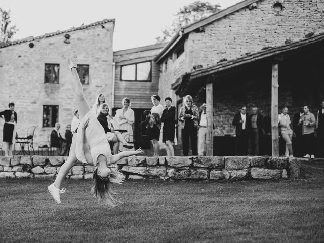 Le mariage de David et Céline à Pérignat-sur-Allier, Puy-de-Dôme 30