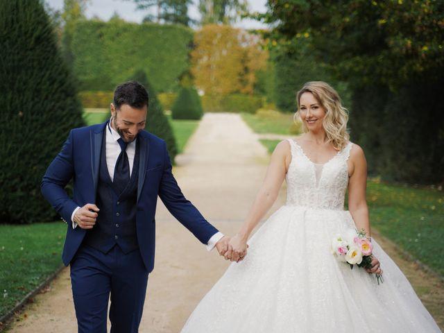 Le mariage de Estelle et Mathieu