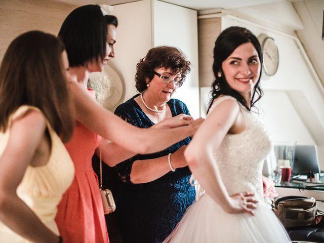 Le mariage de Julien et Zuzanna à Aix-les-Bains, Savoie 9