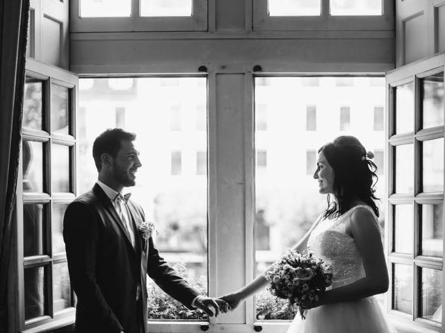 Le mariage de Julien et Zuzanna à Aix-les-Bains, Savoie 17