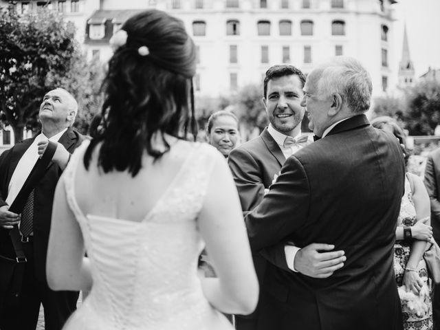 Le mariage de Julien et Zuzanna à Aix-les-Bains, Savoie 18
