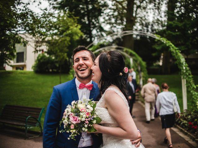 Le mariage de Julien et Zuzanna à Aix-les-Bains, Savoie 19