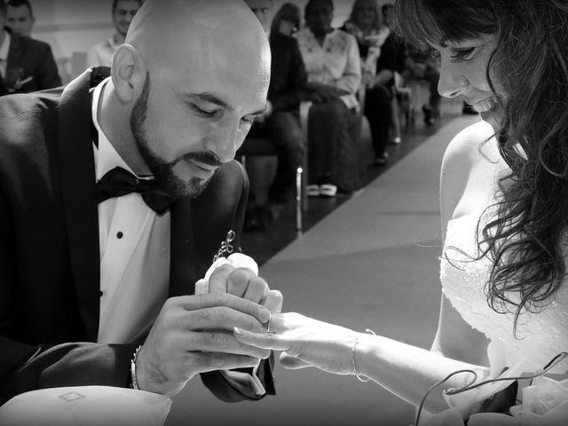 Le mariage de Davide et Jennifer à Les Pieux, Manche 9