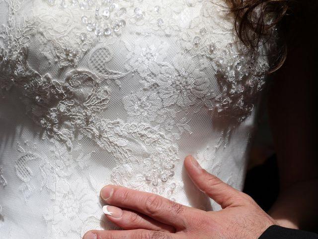 Le mariage de Davide et Jennifer à Les Pieux, Manche 1
