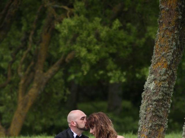 Le mariage de Davide et Jennifer à Les Pieux, Manche 16