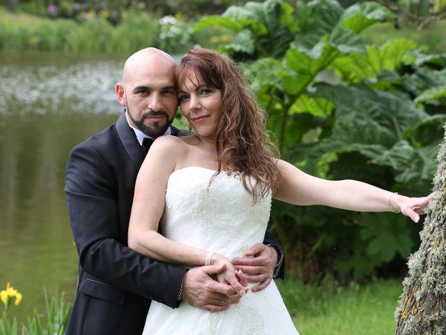 Le mariage de Davide et Jennifer à Les Pieux, Manche 17