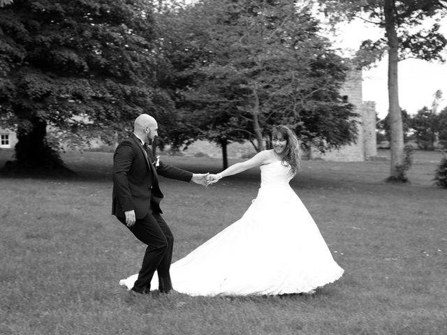 Le mariage de Davide et Jennifer à Les Pieux, Manche 18