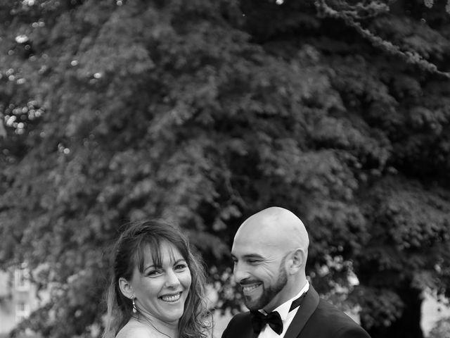 Le mariage de Davide et Jennifer à Les Pieux, Manche 21