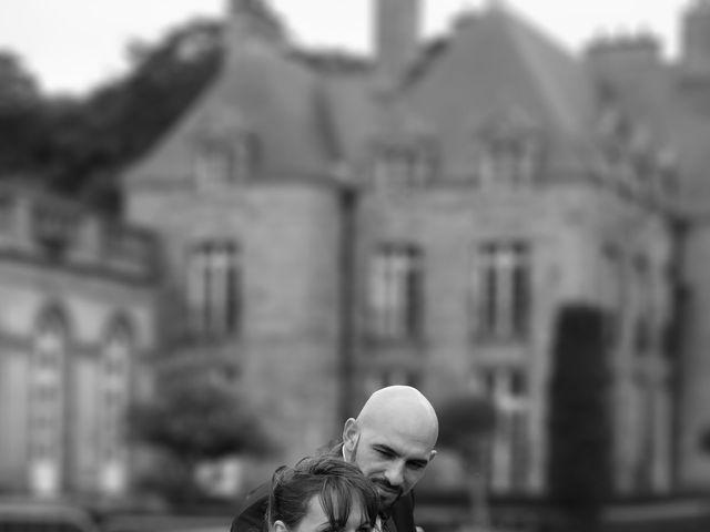 Le mariage de Davide et Jennifer à Les Pieux, Manche 23