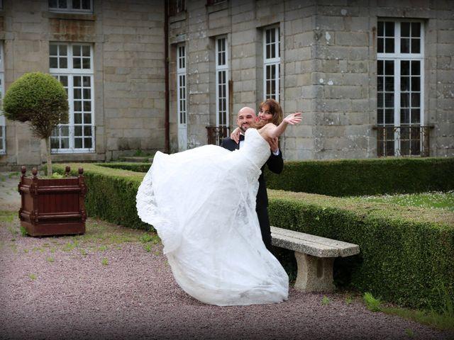 Le mariage de Davide et Jennifer à Les Pieux, Manche 24