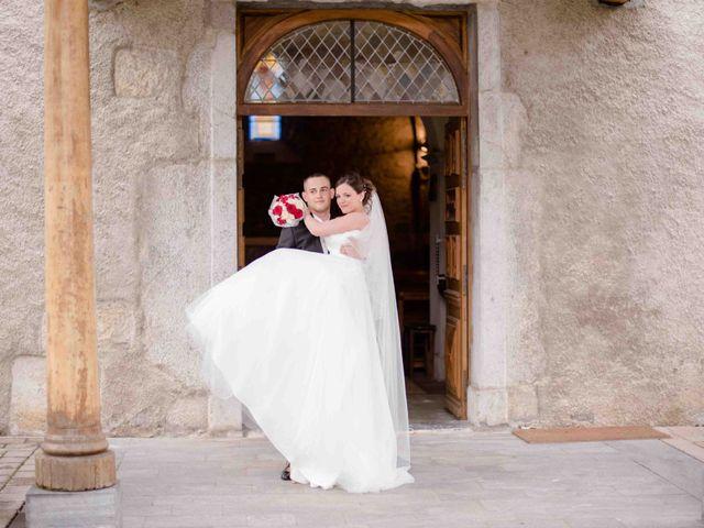 Le mariage de Pierre et Pauline à Gilly-sur-Isère, Savoie 29
