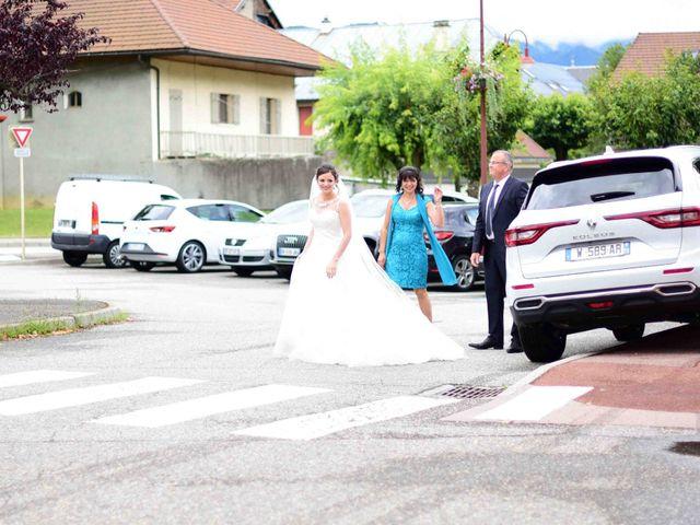 Le mariage de Pierre et Pauline à Gilly-sur-Isère, Savoie 40
