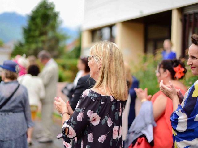 Le mariage de Pierre et Pauline à Gilly-sur-Isère, Savoie 41