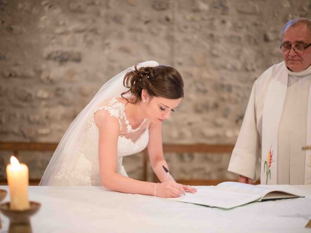 Le mariage de Pierre et Pauline à Gilly-sur-Isère, Savoie 67