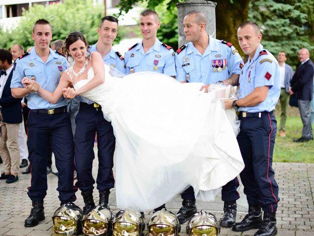 Le mariage de Pierre et Pauline à Gilly-sur-Isère, Savoie 76