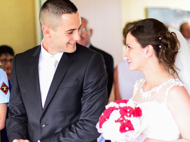 Le mariage de Pierre et Pauline à Gilly-sur-Isère, Savoie 43