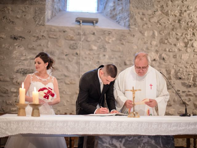 Le mariage de Pierre et Pauline à Gilly-sur-Isère, Savoie 66