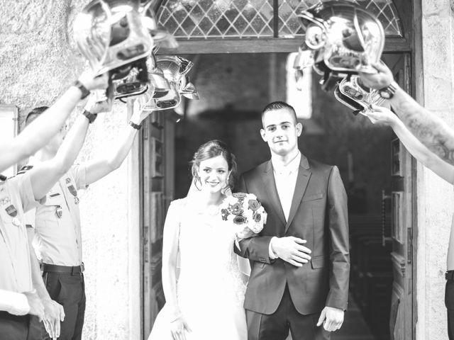 Le mariage de Pierre et Pauline à Gilly-sur-Isère, Savoie 68
