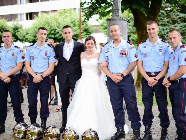 Le mariage de Pierre et Pauline à Gilly-sur-Isère, Savoie 75