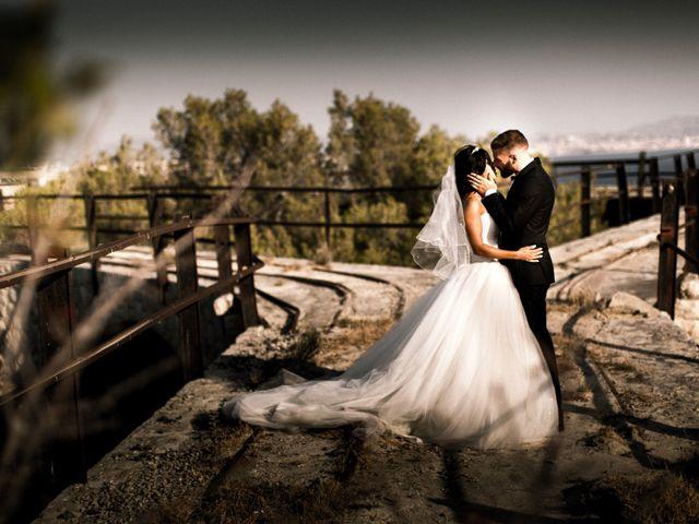 Le mariage de David et Delhia à Marseille, Bouches-du-Rhône 15