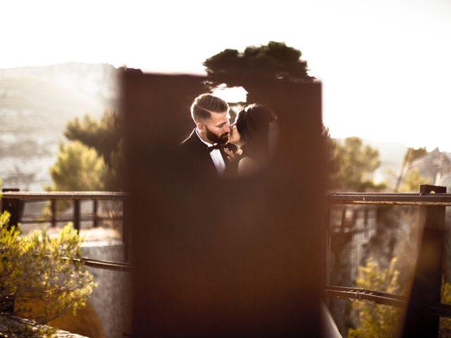 Le mariage de David et Delhia à Marseille, Bouches-du-Rhône 18