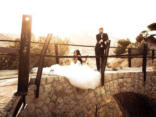 Le mariage de David et Delhia à Marseille, Bouches-du-Rhône 19