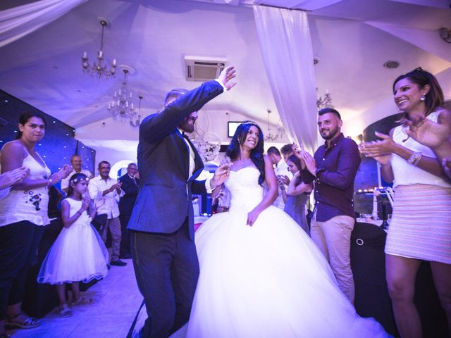 Le mariage de David et Delhia à Marseille, Bouches-du-Rhône 32
